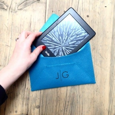 envelope tasche kindle huelle