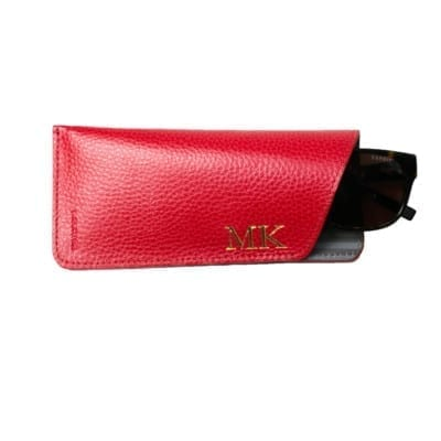 Glasses Case with monogram